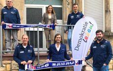 HSG Hanau startet Demokratieförderung im Sport