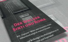 """Ausstellungseröffnung """"Der Weg der Sinti und Roma"""""""