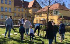 Kunstprojekt im Lamboypark Hanau